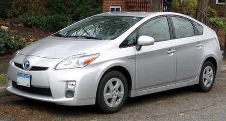 Tercera Generación Toyota Prius