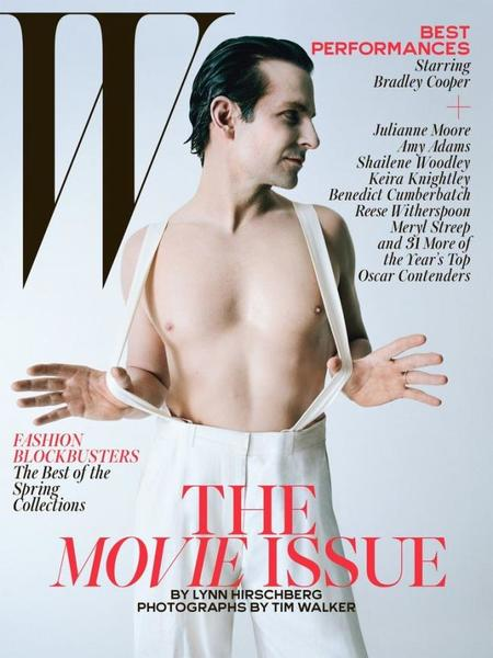 W Magazine Bradley