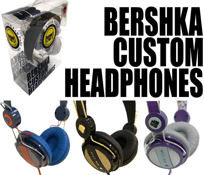 Foto de Bershka customiza y vende unos auriculares de música (1/5)