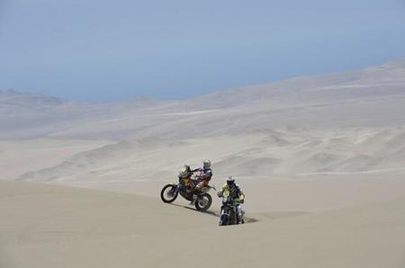 Faria Duclos Etapa6 Dakar2015