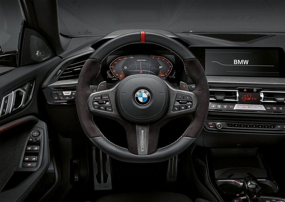 Foto de BMW Serie 2 Gran Coupé M Performance (4/12)