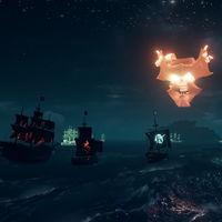Los barcos fantasma asaltarán los mares de Sea of Thieves con la nueva actualización gratuita Haunted Shores