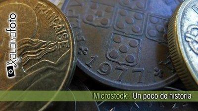 Microstock: Un poco de historia