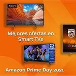 Amazon Prime Day 2021: mejores ofertas en Smart TV