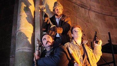 Palmarés de la XXII Semana de cine Fantástico y de Terror de San Sebastián   'Lobos de Arga' es la favorita del público