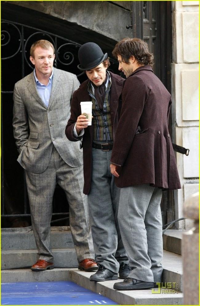Foto de Sherlock Holmes, primeras imágenes (5/6)