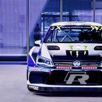 Saluda al Volkswagen Polo R Supercar: una bestia de 570 CV para defender la corona de Rallycross