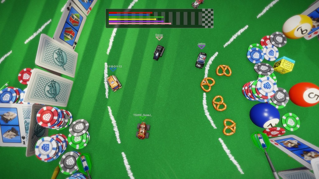 Micro Machines World Series 20170630033226