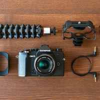 Olympus OM-D E-M5 Mark III 12 45mm F4 PRO y OM-D Movie, nuevos kits para potenciar la sin espejo para entusiastas de la casa