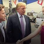 Un video que muestra a Trump como depredador sexual puede acabar con su sueño de llegar a la Casa Blanca