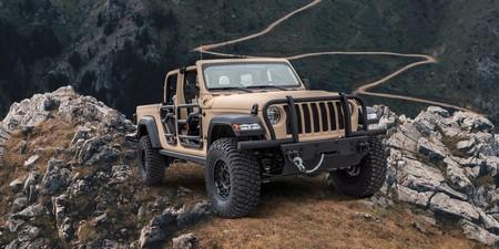 El Jeep Gladiator se quiere enlistar al ejercito con esta variante XMT