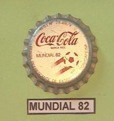 Coleccionando objetos de Coca Cola