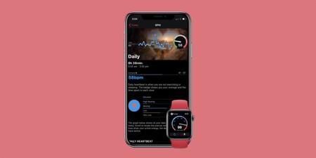 HeartWatch, la app con más información sobre nuestro ritmo cardíaco, se actualiza con nuevas funciones