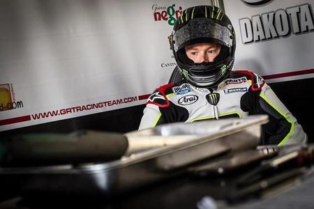 Nico Terol será sustituido por Dakota Mamola en Silverstone