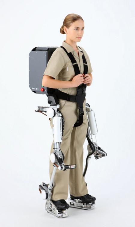 Panasonic Exoesqueleto