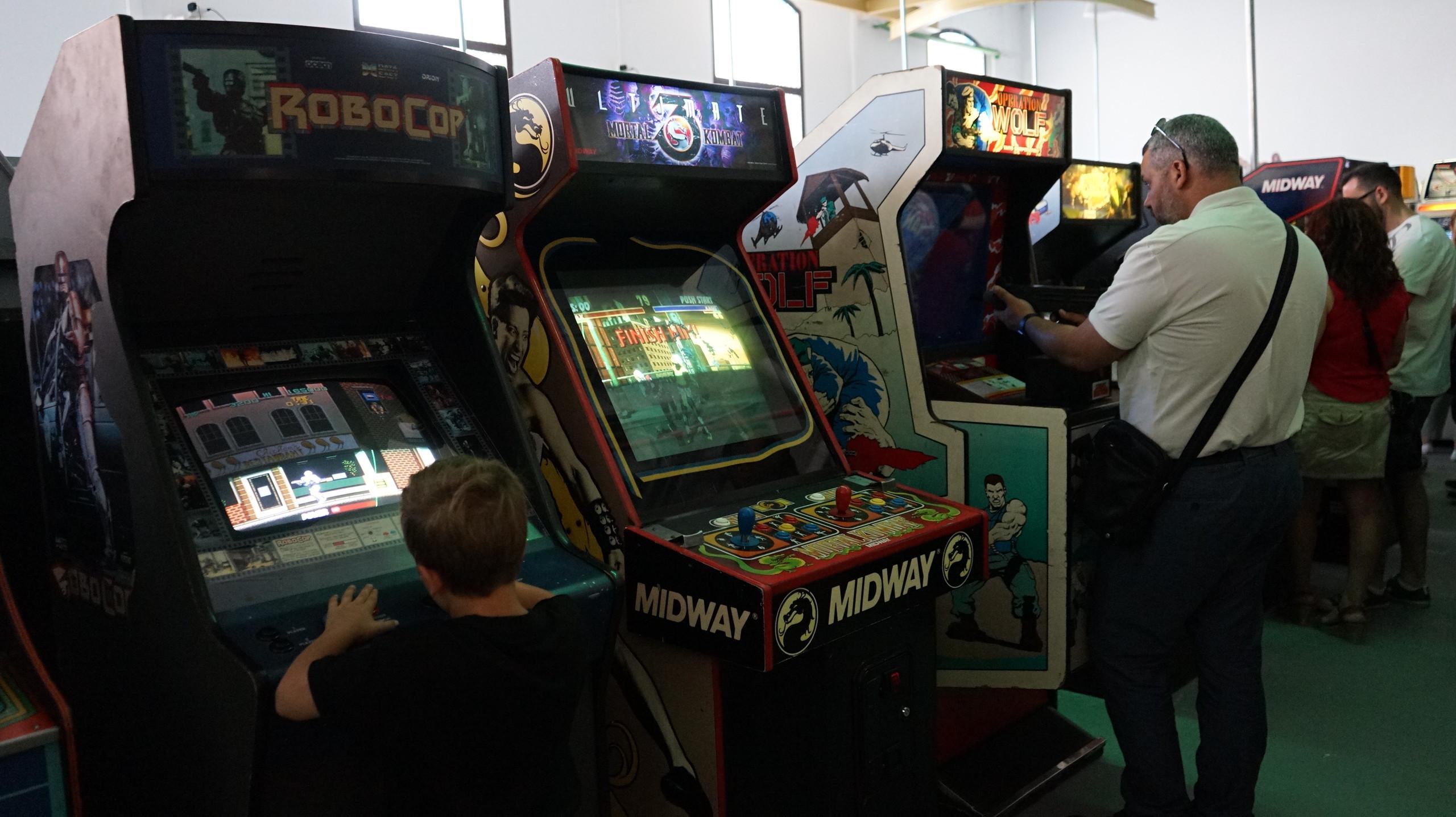 Foto de Museo máquinas Arcade (9/46)