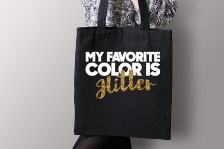 ¡La que se ha montado! Un bolso con una tipografía poco afortunada confunde glitter con Hitler