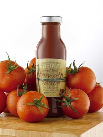 Heinz lanza un ketchup de alta gama