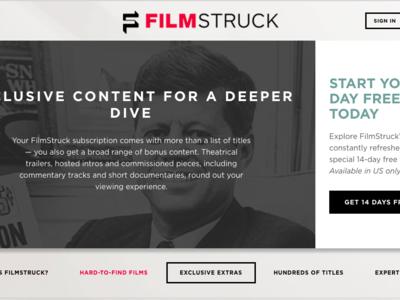 FilmStruck: así es el Netflix para los amantes del cine clásico y de autor