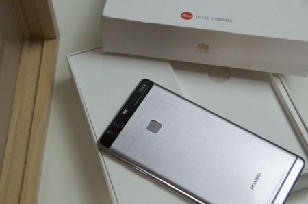 Huawei P9 Plus Review Diseno