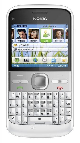 Foto de Nokia E5 (1/7)