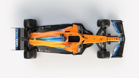 Mclaren Mcl36 F1 2021