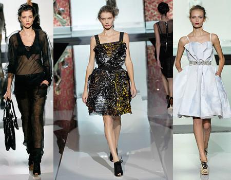 Dolce & Gabbana en la Pasarela de Milán Primavera-Verano 2008
