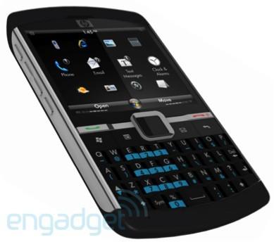 HP iPaq K3 con Windows Mobile 6.5