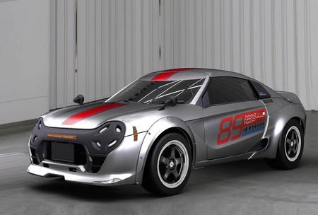 Honda Modulo Neo Classic Racer: un juguete apto para nostálgicos que sólo los japoneses podrán disfrutar