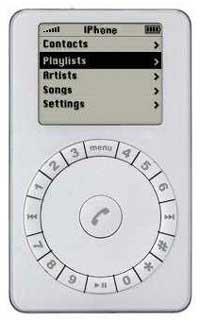 ¿Se confirma que Apple está desarrollando el iPhone?