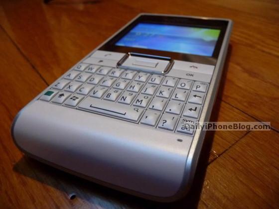Sony Ericsson Faith, primeras imágenes