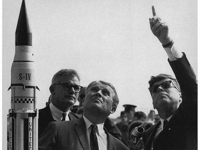 La NASA comparte sus fotografías históricas en Flickr