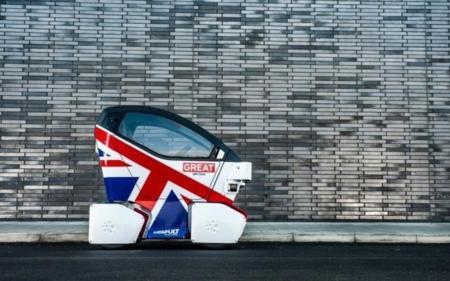 Lutz Pathfinder, el primer coche autónomo inglés echa a andar