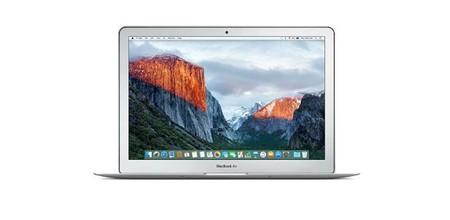En las ofertas flash de Fnac, el MacBook Air sale más barato, por 859 euros