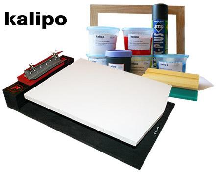 Kit de serigrafía