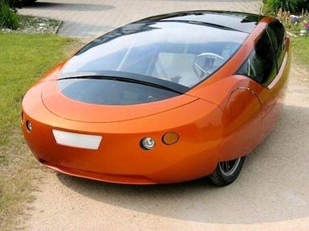 Urbee: el primer automóvil fabricado por impresión en 3D