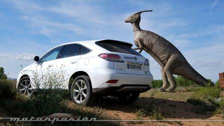 Lexus RX 450h con Michelin Latitude Sport 3