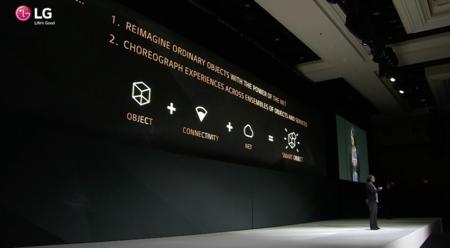 El Internet de las Cosas de Android comienza a moverse en el CES: LG, ASUS, Marvell...