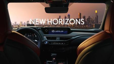 Lexus UX primeras imágenes