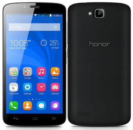Huawei Honor Holly se presenta oficialmente en la India, competencia para los Android One