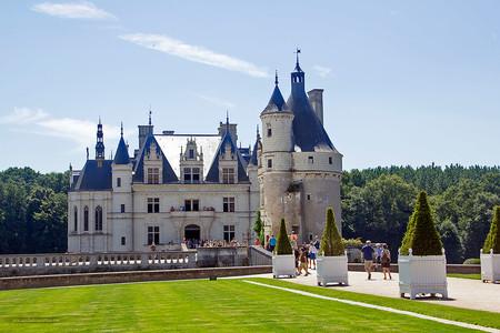 Ruta De Castillos Por El Valle Del Loira