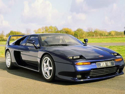 Esta es la historia de Venturi y sus deportivos, de cuando querían luchar contra Porsche y Ferrari