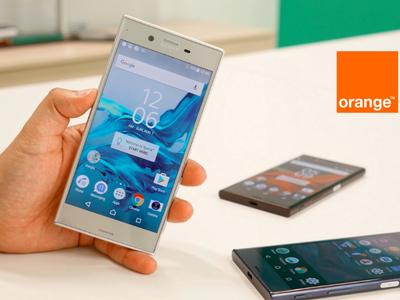 Sony Xperia XZ con Orange y comparativa con Vodafone y Yoigo