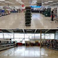 La escasez de Reino Unido es tan bestia que los supermercados están retirando estantes y pasillos