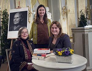 Doris Lessing recuerda en su discurso a los escritores que nunca podrán ser