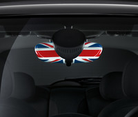MINI 2014 espejo retrovisor con la Union Jack