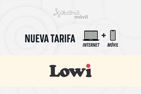 Lowi renueva sus tarifas de fibra y móvil con tres planes rebajados para clientes nuevos y actuales