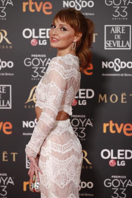 Premios Goya 2019 Cristina Castano 2