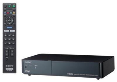 Sony coloca un disco duro externo a sus televisores Bravia