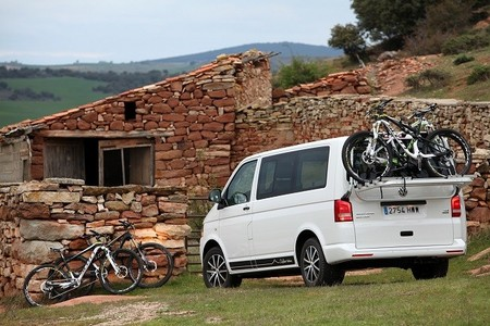 Volkswagen Multivan Outdoor Edition, desde 32.445 euros